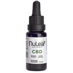 NuLeaf Naturals Tinctures