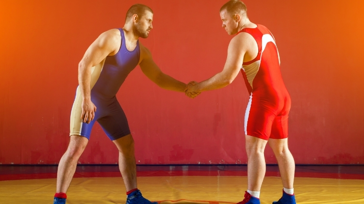 On Cutting Weight Safely For Wrestlers