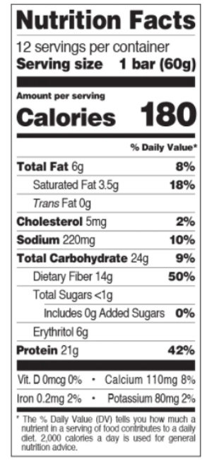 Quest Bars Ingredient Review