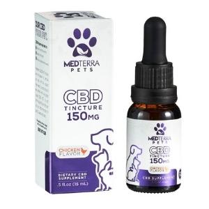 Medterra CBD Pet Tincture