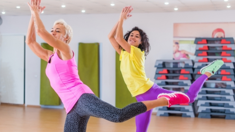 Weight To Lose With Zumba