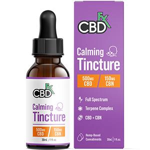 cbdfx tincture
